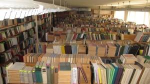 JTF bibliotekos fonde daugiau nei 67 tūkst. egzempliorių. Autorės nuotr.