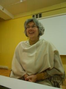 doc. D. Janavičienė siūlo studentams ir pailsėti, ir atlikti savarankiško darbo užduotis