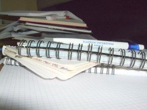 Baigus bakalauro studijas dažnas studentas svarsto galimybę studijuoti toliau. Nuotraukos autorė Dovilė Chockevičiūtė