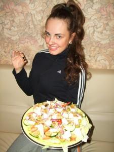 Gaminti namuose sveika, skanu ir pigiau. Nuotrauka iš asmeninio Dovilės Chockevičiūtės archyvo.