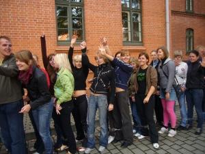 Studentai neatsisako dalyvauti renginiuose, tačiau patys organizuoti - nenori. Nuotrauka iš KUSS archyvo.