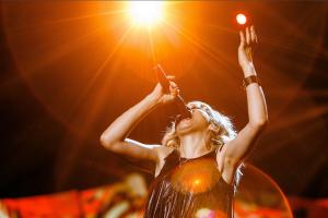 Eurovizijos spindesy. Iliustracija iš flicr vaizdų dalinimosi svetainės