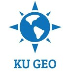 KU geografų klubo logotipas