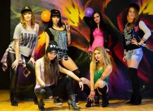 Hip&Go šokėjų kolektyvas. Nuotrauka iš šokėjų archyvo